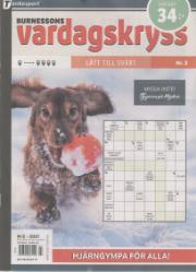 Burnessons Vardagskryss