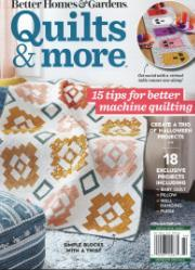 BHG Quilts & more