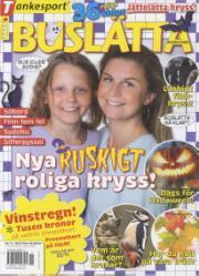 Buslätta Korsord