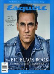Esquire Black Book (US)