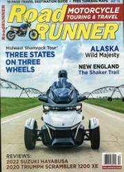 Road Runner Motorcycle