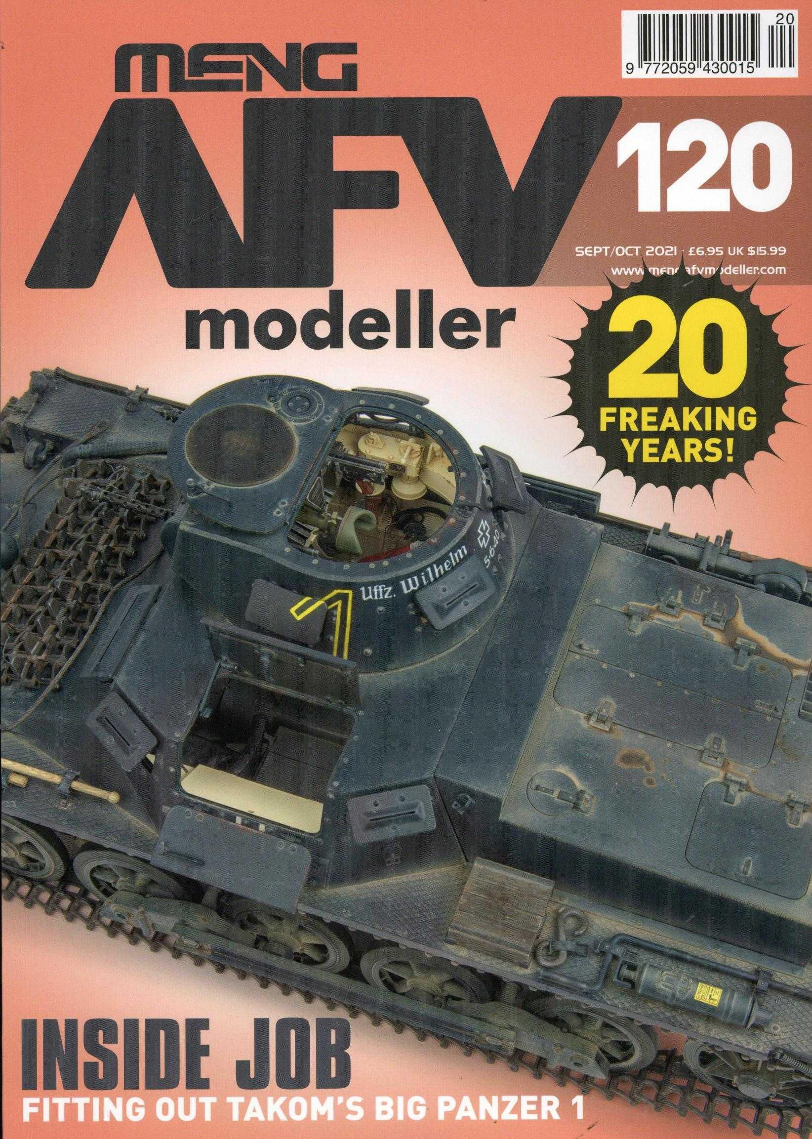 AFV Modeller (UK)